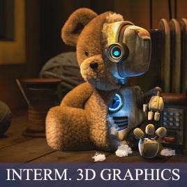 Intermediate 3D Graphics