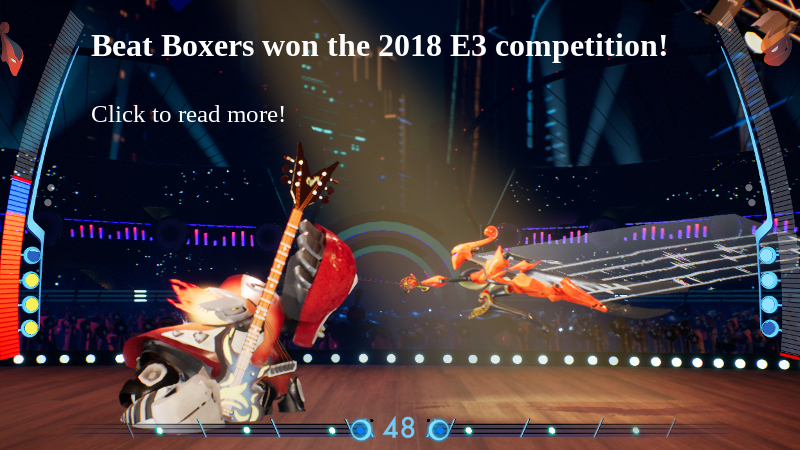 Beat Boxers won 2018 E3 competition